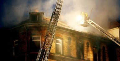 Ludwigshafen fire 'unlikely' to be arson
