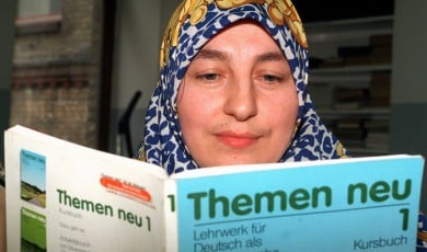 Number of German residents with foreign roots rising