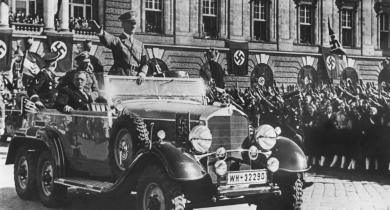 Austria grapples with Nazi past 70 years after Anschluss