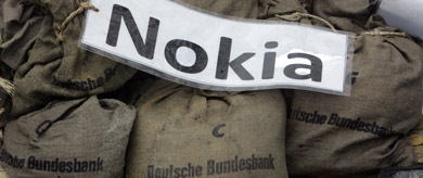 Germany wants cash back from Nokia