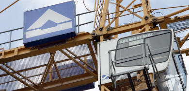 Record profits for German construction giant Hochtief