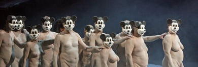 Verdi opera with 35 naked seniors sells out