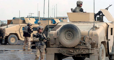 US holds German at base in Afghanistan
