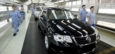 Volkwagen to take over former Fiat plant in China