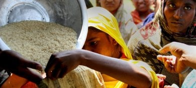 Germany to hike food aid by €10 million