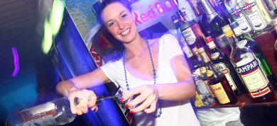 Energy drinks and alcohol seen as risky