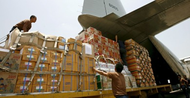 Germany offers €500,000 to aid storm victims in Burma