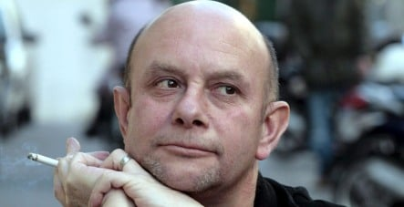 Nick Hornby prefers reading to Germans