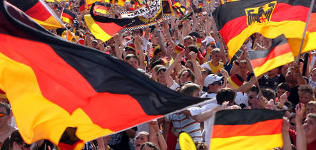 Where to watch Euro 2008 matches in Germany