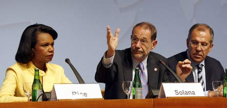 Berlin conference ends with fretting over fragile peace talks