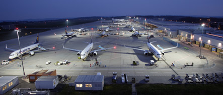 EU probes state aid for Frankfurt's Hahn airport
