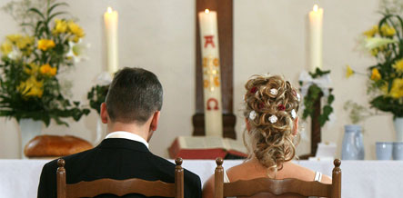 Germany to allow Church weddings without civil ceremony