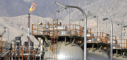 Israel alarmed over German-Iranian gas project