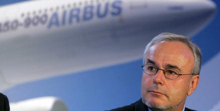 Former Airbus boss reportedly faces insider trading probe