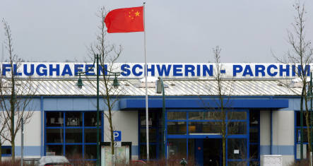 China's field of dreams in Germany