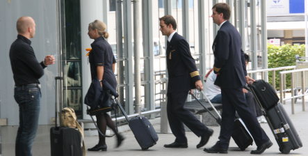Air traffic normalizing after Lufthansa unit strikes