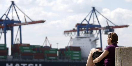 Germany sees growth slowing dramatically