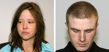 German parents jailed for starving daughter to death