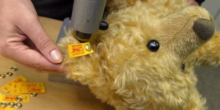 Germany teddy maker Steiff to end production in China