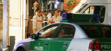 Rüsselsheim shooting suspects hand themselves in to police