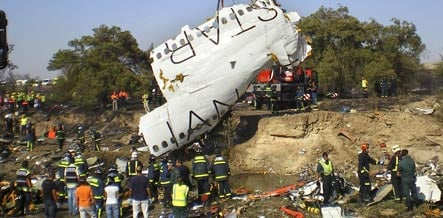 German police to help with Spanair crash investigation