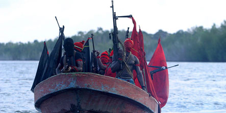 Nigerian rebel group claims to have rescued kidnapped Germans