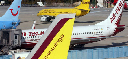 New German budget airline set for take off