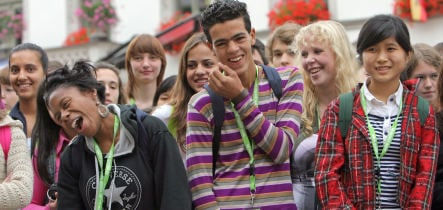 Top German students are Albanian, Slovak and Chinese