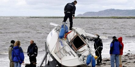 German tourist feared dead in Swedish sailing accident