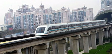 China renews hopes for German maglev project