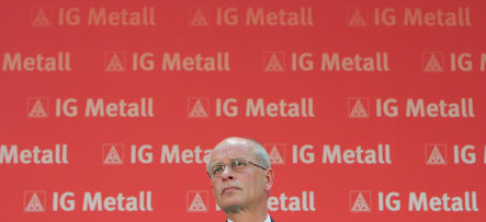 IG Metall calls for wage hike for employees
