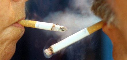 Health insurers reject treating smokers as sick people