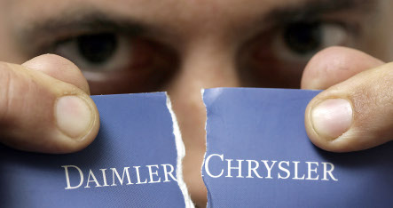 Daimler wants to sell remaining Chrysler stake to Cerberus