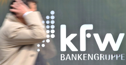 'Germany's dumbest bankers' suspended for Lehman scandal