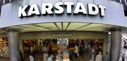 Karstadt department store chain to cut 450 posts