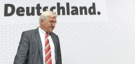 Frank-Walter Steinmeier: the man who would be chancellor