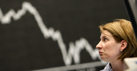 DAX and euro slide to new lows