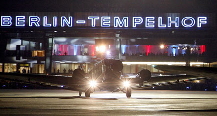 Berliners say farewell to fabled Tempelhof