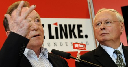 Lafontaine backs Sodann's call to jail German bankers