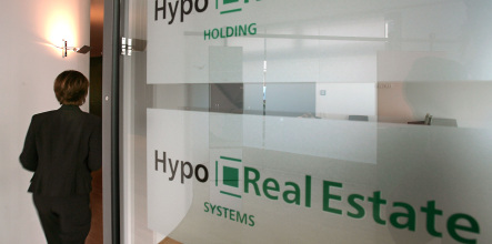 Rescue package for Hypo Real Estate approved