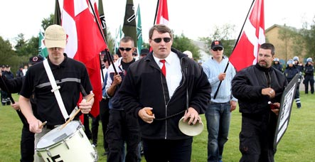 Danish court rules neo-Nazis should be extradited to Germany