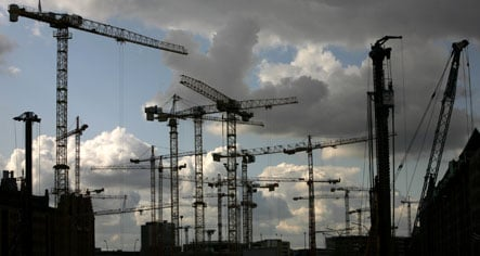 German economy 'on the brink of recession'