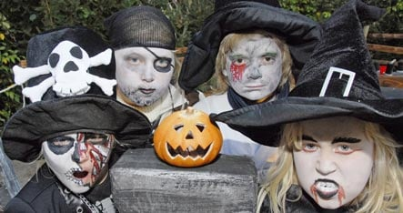 No treat for Halloween fans in Bavaria