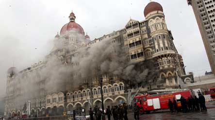 Up to four Germans killed in Mumbai attacks