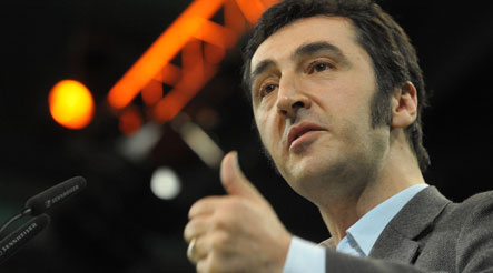 Greens pick Özdemir as new party co-leader