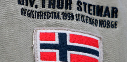 Police check 'plain clothes' officer who wore neo-Nazi jumper