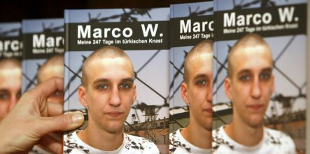 Teen suspect's new book claims he didn't abuse Brit