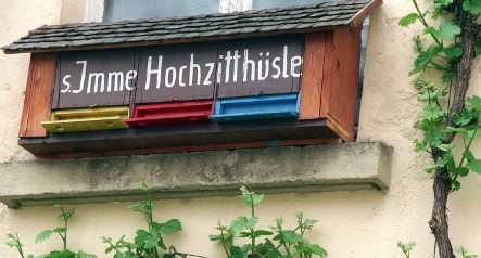 Preserving German expressions and dialects for posterity