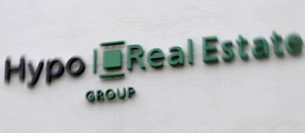Hypo Real Estate expects heavy charges
