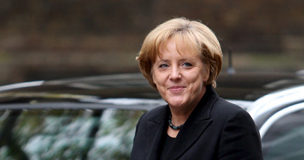 Man stands trial for attempted Merkel attack
